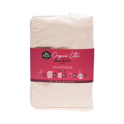 ever ECO Organic Cotton Zero Waste Set