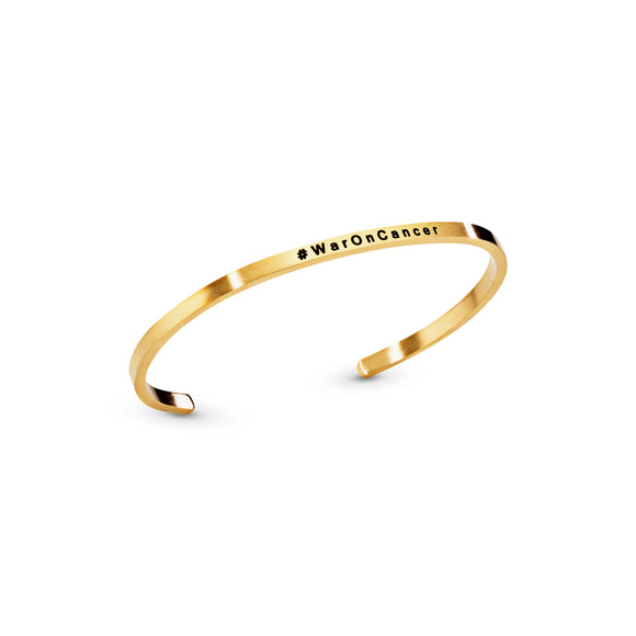 Bracelet Gold (NEW - brushed!)