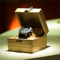 Wooden Digital Watch - Men Wooden Watch