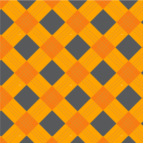 Halloween Checkerboard