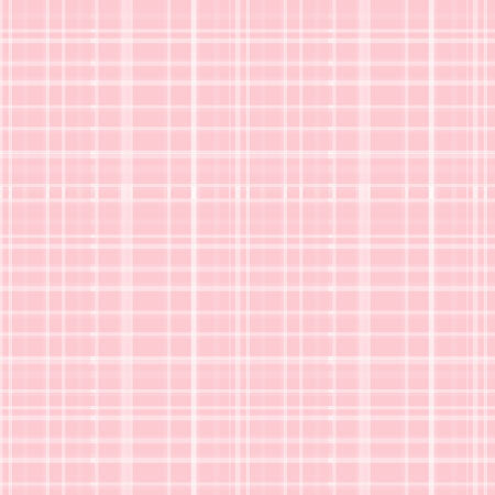 Pink Pastel Plaid - 8.5 x 11 in