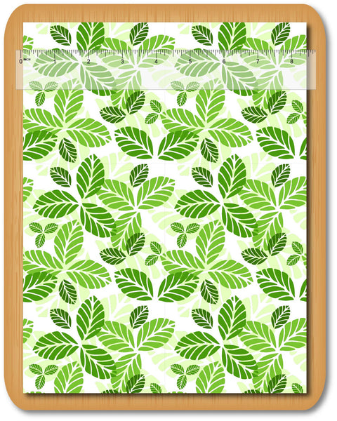 Green Leaves 5-Pack