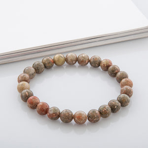 Buddha Bracelets Natural Stones (many variations available)