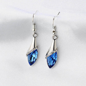 Crystal Rhinestones Earrings For Women (many color variations available)