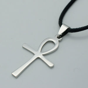 Ankh Necklaces Stainless Steel
