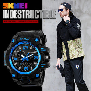 Super Cool Men's Quartz Men Digital LED