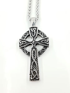 Triquetra Cross stainless steel 316L