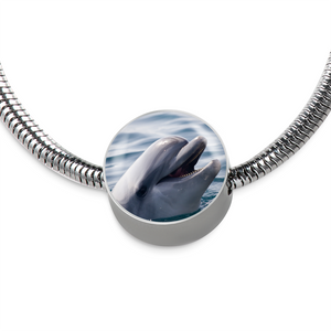 Luxury Dolphin Bracelet (Made in USA)