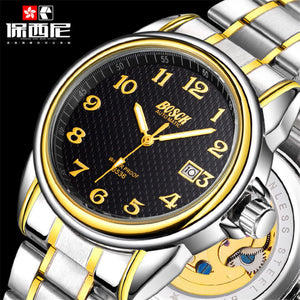 mechanical power men watch