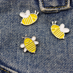 3pcs / set Bee Brooch