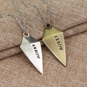 Arrow Necklace Pendant