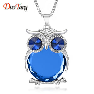 High Quality Jewelry Owl Necklace Pendant For Women