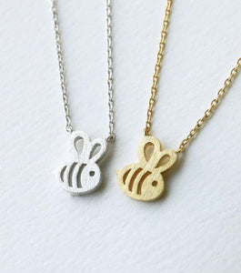 Bee Necklace Pendant