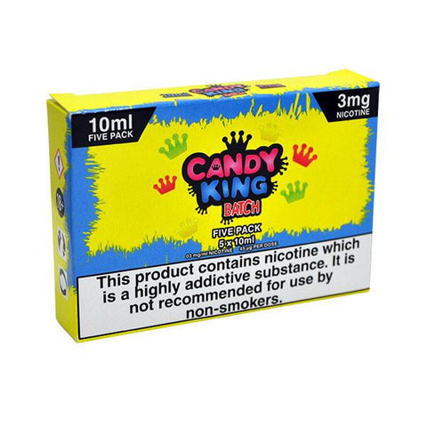 Candy King Batch x5 10ml Multipack 50ml  E-Liquid