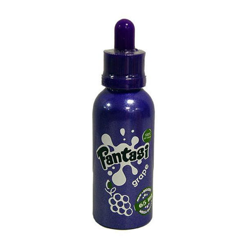 Fantasi Grapes shortfills – 65ml 0mg  E-liquids