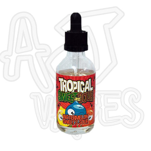 Tropical Sweet and Sour Watermelon 50ml Shortfill