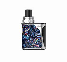SMOK Priv One Kit Blue/Mother of pearl paper