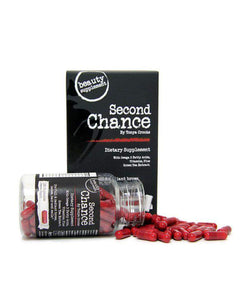 Second Chance – Supplement: Healthy Hair, Brows, Lashes & Nails