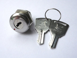 New Quality Practical Durable 2 positon on/off key switch with 2 keys