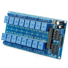 12V Relay Module Interface Board for Arduino LowLevel Trigger 1/2/4/8/16 Channel