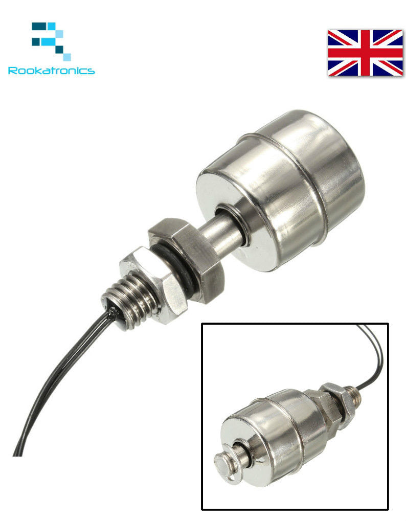 Stainless Steel Vertical Water Level Sensor Float Switch High Quality