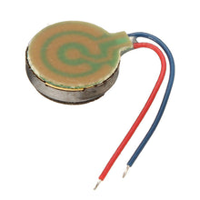 X2 Two Coin Flat Button-type Vibrators Voltage: 1.5-3VDC Current: 0.05-0.1A