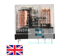 New 12V 5A PCB Miniature Relay 8 Pin DPDT High Quality