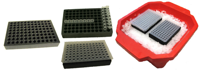 96-WELL-PCR-PLATE ICEMAN-RACK
