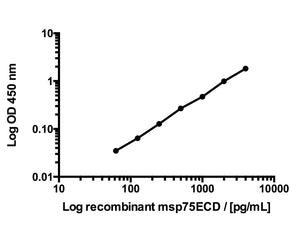 NGFR/p75ECD Rapid ELISA Kit: Mouse (1 Plate)