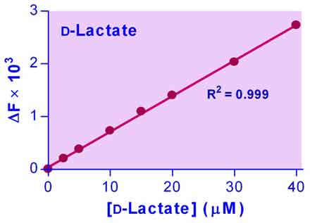 EnzyFluo™ D-Lactate Assay Kit