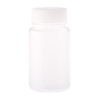 Wide Mouth Bottles, 125mL