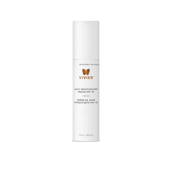 Vivier Daily Moisturizing Cream SPF 15