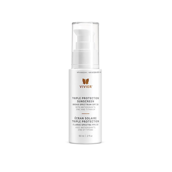 Vivier Triple Protection SPF 30