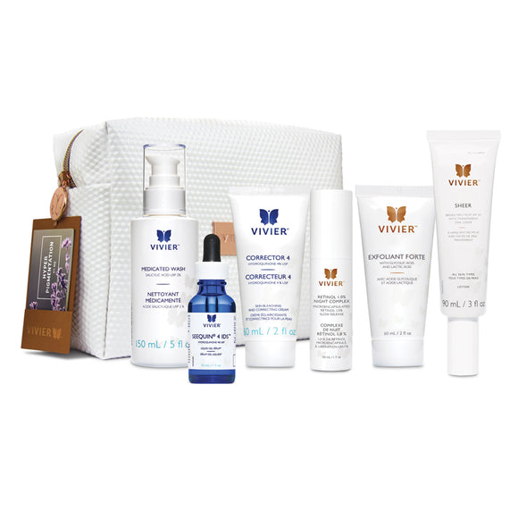 Vivier Hyperpigmentation Program (4%-HQ)