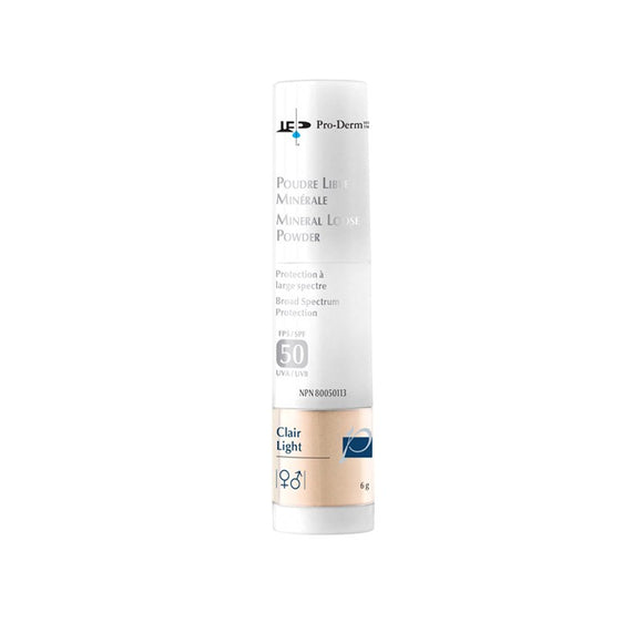 SPF 50- Light Mineral Loose Pouder