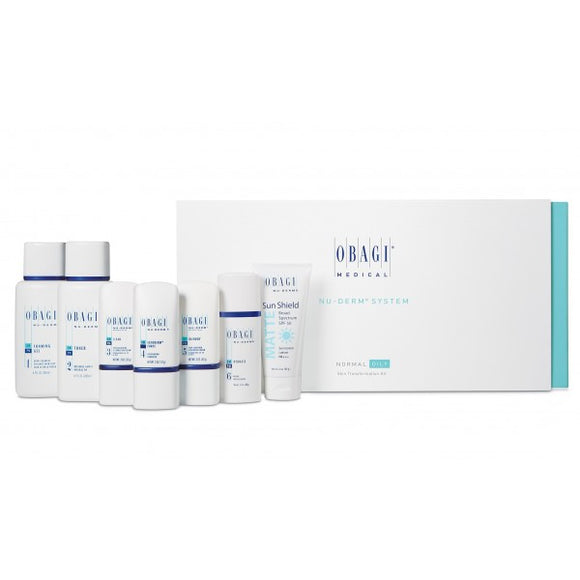 Obagi Nu-Derm Skin Transformation Kit (Normal/Oily)