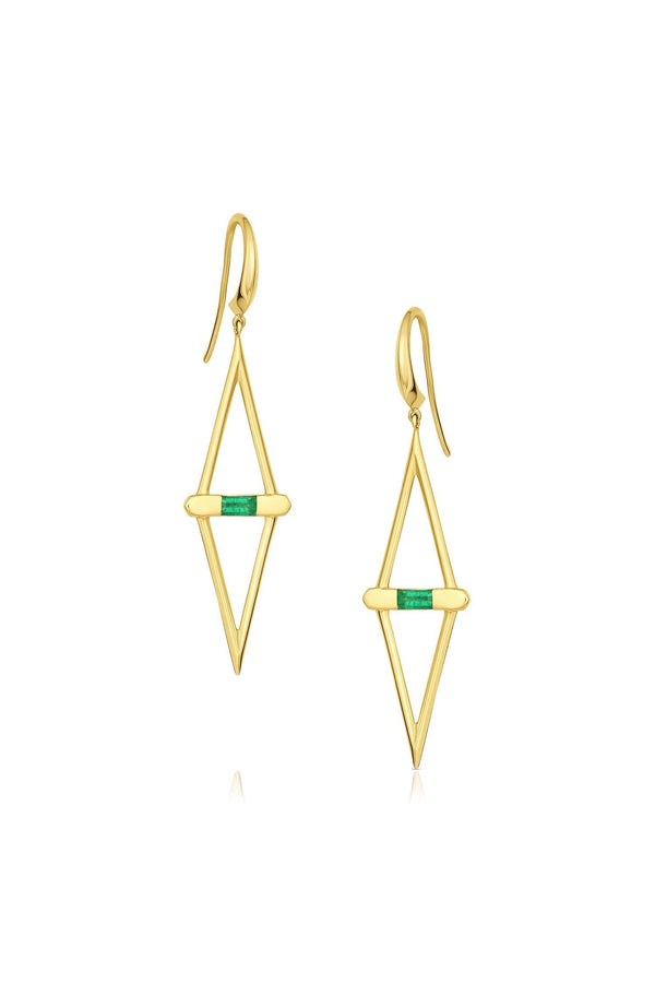 Horizon Drop Earrings