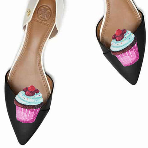 Shoe clips, muffin shoe, shoe accessories,