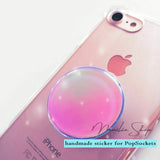 opal mermaid popsockets sticker