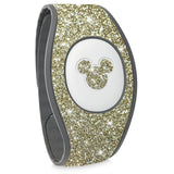 Champagne glitter Sticker for Disneyland Magic Band 2