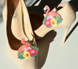 summer shoe clips