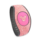 Rose gold magic band decal skins