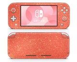 Nintendo Switch glitter wraps, nintendo case, sticker wraps for nintendo