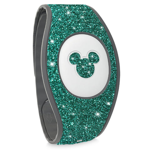 Emerald glitter for magic band 2 sticker magic band skins magic band skin magic band puck magic band mickey magic band decals magic band decal magic band cover magic band 2 decal magic band 2 magic band disney magic band 2 disney magic band rose gold