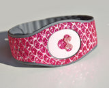 Magic Band Wraps, Magic Band decal, Magic band Sticker strap