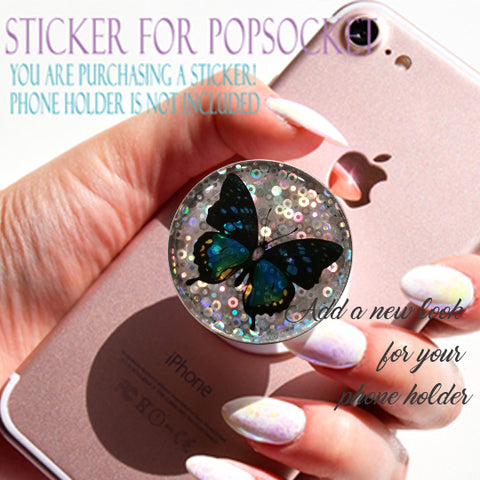 monarch butterfly popsocket