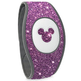 Lavender glitter magic band sticker magic band skins magic band skin magic band puck magic band mickey magic band decals magic band decal magic band cover magic band 2 decal magic band 2 magic band disney magic band 2 disney magic band rose gold