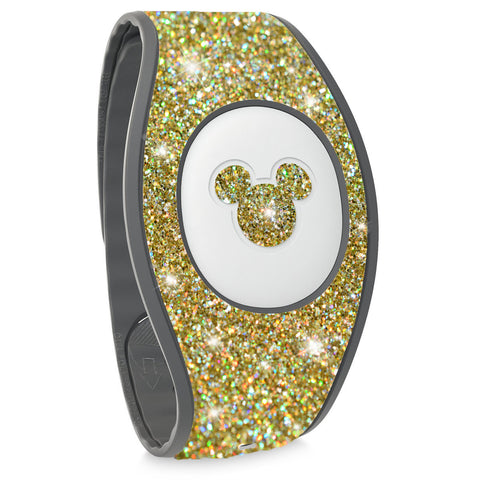 Holo gold sticker for Disney Magic Band2, Disneyland trip