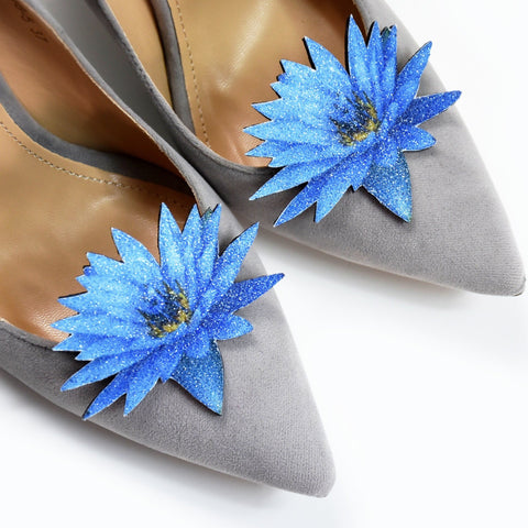 Lily shoe clips