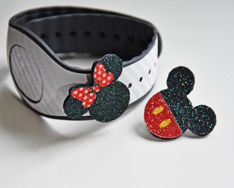 mickey mouse pin for magic band